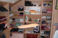 Begehbarer Kleiderschrank 1
